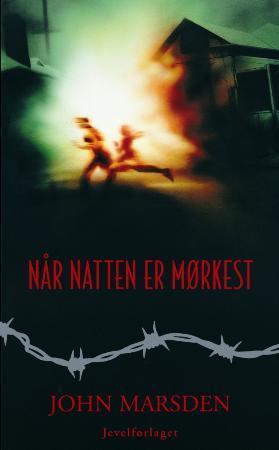 """""""Når natten er mørkest"""" av John Marsden"""