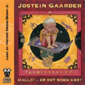 """""""Hallo? - er det noen her?"""" av Jostein Gaarder"""