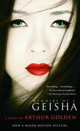 """Memoirs of a geisha - a novel"" av Arthur Golden"