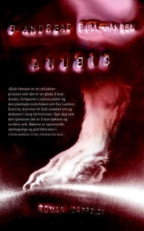 """Anubis - roman"" av Bjørn Andreas Bull-Hansen"