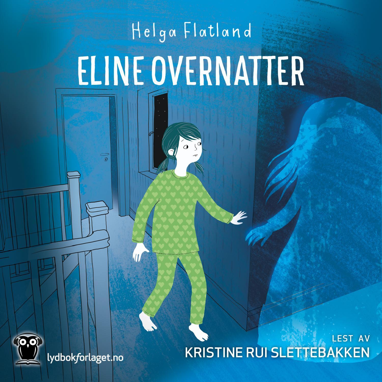"""""""Eline overnatter"""" av Helga Flatland"""
