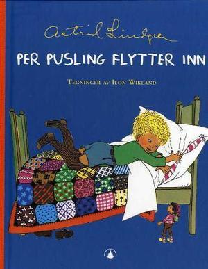 """""""Per Pusling flytter inn"""" av Astrid Lindgren"""