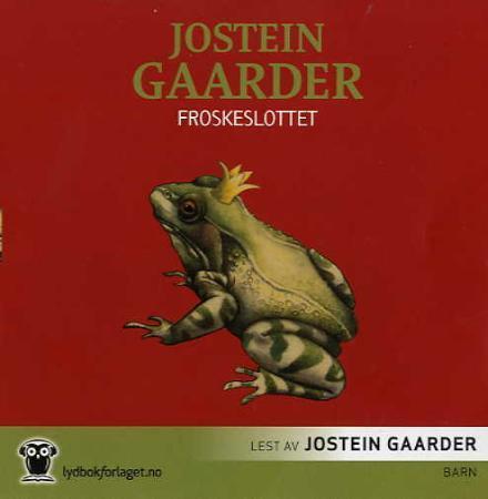 """""""Froskeslottet"""" av Jostein Gaarder"""