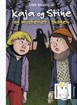 Omslagsbilde av Kaja og Stine og mysteriet i skogen