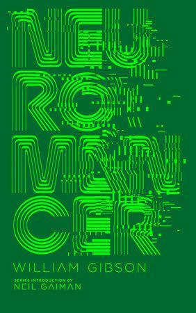 """""""Neuromancer"""" av William Gibson"""