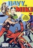 """""""Davy og Miki - Bok 9 - Davy Crockett - Spionen på Fort Larousse - Kaptein Miki - På eventyr i Nordlandet del 3"""" av Giuseppe Casarotti"""