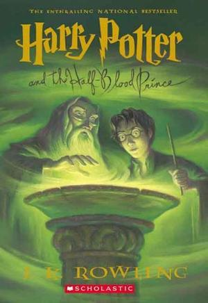 """Harry Potter and the Half-Blood Prince (Book 6)"" av J.K. Rowling"