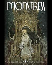 """""""Monstress Volume 1 - Awakening"""" av Marjorie Liu"""