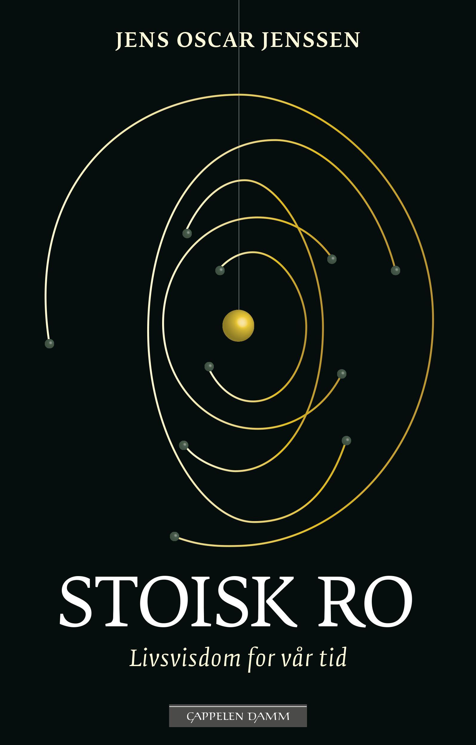"""""""Stoisk ro - livsvisdom for vår tid"""" av Jens Oscar Jenssen"""