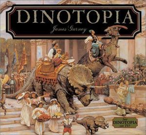 """Dinotopia"" av James Gurney"