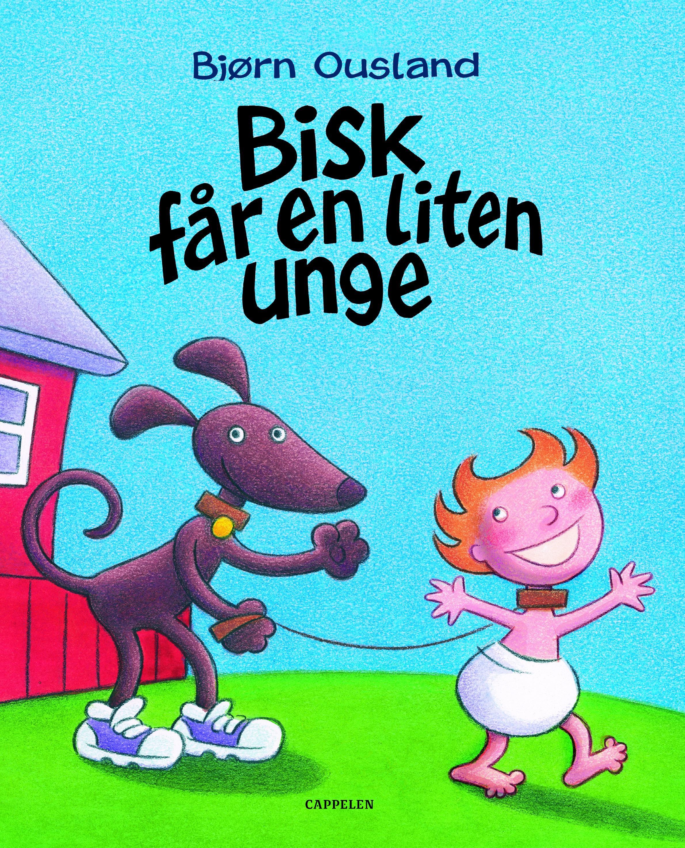 """Bisk får en liten unge"" av Bjørn Ousland"