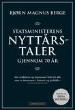 """""""Statsministerens nyttårstaler gjennom 70 år"""" av Bjørn Magnus Berge"""