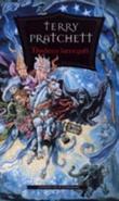 """""""Dødens læregutt - legenden om Skiveverdenen"""" av Terry Pratchett"""