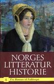 """""""Norges litteraturhistorie. Bd. 4 - fra Hamsun til Falkberget"""" av Edvard Beyer"""