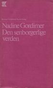 """""""Den senborgerlige verden"""" av Nadine Gordimer"""