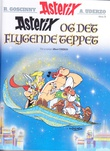 """Asterix og det flygende teppe - Asterix 28"" av Albert Uderzo"