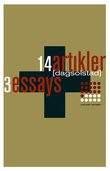 """14 artikler på 12 år + 3 essays"" av Dag Solstad"