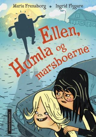 """""""Ellen, Humla og marsboerne"""" av Maria Frensborg"""