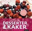"""""""Desserter & kaker"""" av Kristin Jacobsen"""