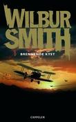 """""""Brennende kyst"""" av Wilbur A. Smith"""