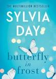 """Butterfly in frost"" av Sylvia Day"