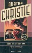 """""""Mord er ingen sak"""" av Agatha Christie"""