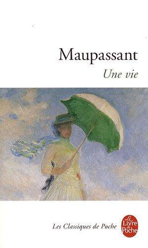 """""""Une vie"""" av Guy de Maupassant"""