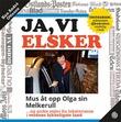 """""""Ja, vi elsker lokalaviser - det endelige beviset på at Norge er verdens beste  land"""" av Ken André Ottesen"""
