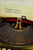 """""""Brodecks rapport"""" av Philippe Claudel"""