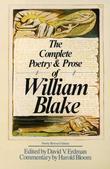 """""""The Complete Poetry and Prose"""" av William Blake"""