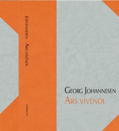 """""""Ars vivendi, eller De syv levemåter - dikt"""" av Georg Johannesen"""