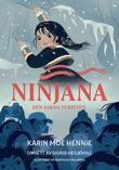 """""""Ninjana - den sakna turisten"""" av Karin Moe Hennie"""
