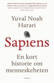 """""""Sapiens en kort historie om menneskeheten"""" av Yuval Noah Harari"""