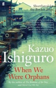 """When we were orphans"" av Kazuo Ishiguro"