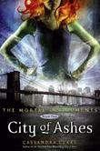 """""""City of ashes"""" av Cassandra Clare"""
