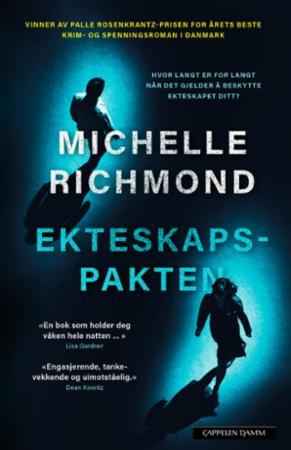 """""""Ekteskapspakten"""" av Michelle Richmond"""