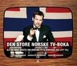 """""""Den store norske TV-boka alt du ikke visste om norske TV-kjendiser (og litt til)"""" av Jon Almaas"""