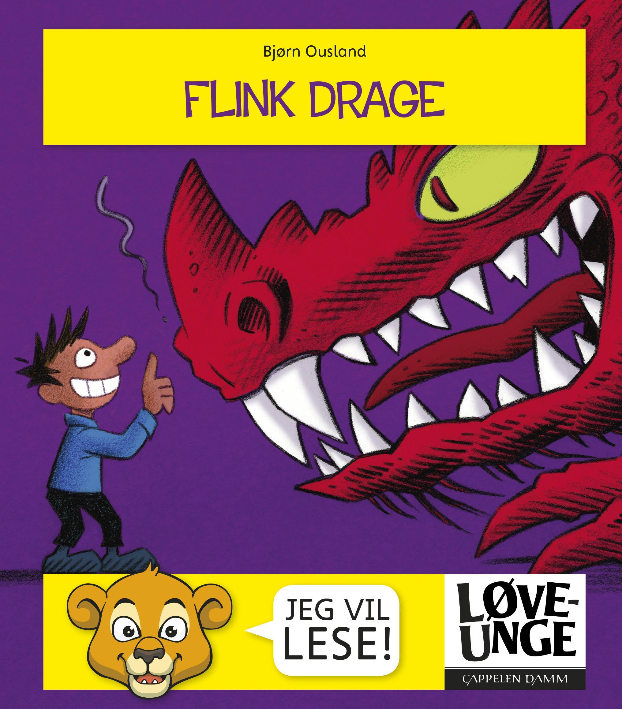 """Flink drage"" av Bjørn Ousland"