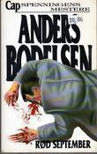 """""""Rød september"""" av Anders Bodelsen"""