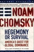 """""""Hegemony or survival America's quest for global dominance"""" av Noam Chomsky"""