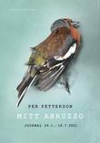 """""""Mitt Abruzzo - journal 29.1. - 18.7. 2021"""" av Per Petterson"""