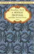 """A Modest Proposal (Dover Thrift)"" av Jonathan Swift"