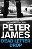 """""""Dead letter drop"""" av Peter James"""