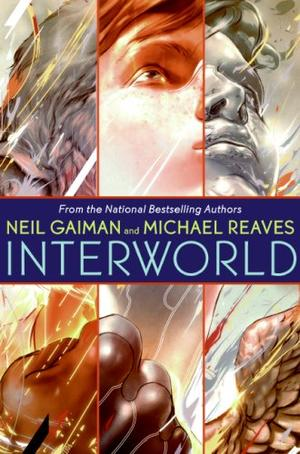 """Interworld"" av Neil Gaiman"