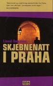 """""""Skjebnenatt i Praha"""" av Lionel Davidson"""