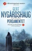 """""""Pergamentet - kriminalroman"""" av Gert Nygårdshaug"""
