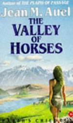 """""""The valley of horses - earth's children"""" av Jean M. Auel"""