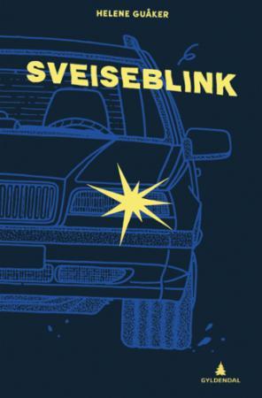 """""""Sveiseblink - ungdomsroman"""" av Helene Guåker"""