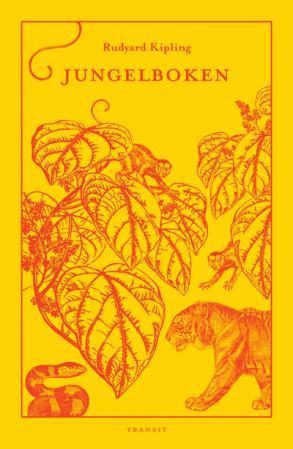 """""""Jungelboken"""" av Rudyard Kipling"""