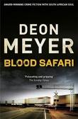 """""""Blood safari"""" av Deon Meyer"""